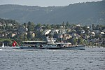 Dampfschiff 'Stadt Zürich - Kilchberg - Zürichhorn 2013-06-17 18-11-13 (P7700).JPG