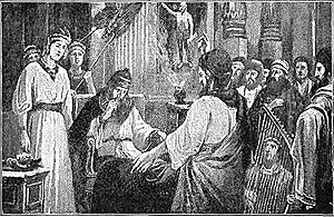 Nebuchadnezzar II - Daniel Interpreting Nebuchadnezzar's Dream