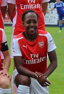 Danielle Carter (footballer) British footballer