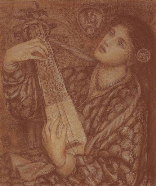 dante gabriel rossetti - image 9