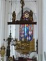 Danzig - Marienkirche, Innenaufnahme - Kościół Mariacki, W domu - panoramio (2).jpg