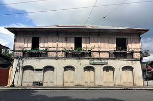 Dapitan Heritage Zone - Image: Dapitan Ancestral House 15