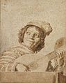 David Bailly after Frans Hals - the Lute player.jpg