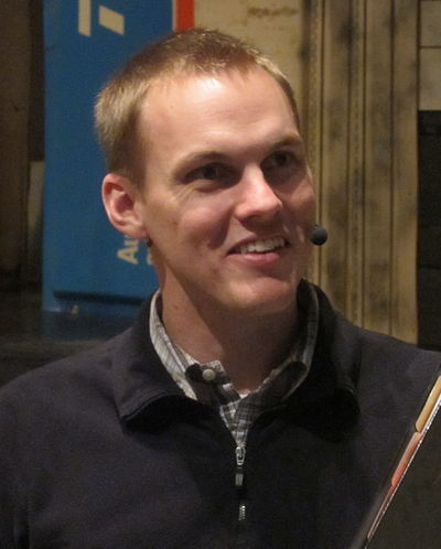 Picture of an author: David Platt