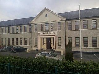 De La Salle College Churchtown school in Churchtown, Ireland