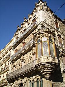 Casa salas ricom viquip dia l 39 enciclop dia lliure for Sala 0 tarragona