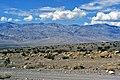 Death Valley & Cottonwood Mountains & alluvial fans (bajada) (Death Valley National Park, California, USA) (31871104718).jpg