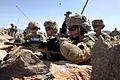 Defense.gov News Photo 110407-A-ZM120-092 - U.S. Army Sgt. Cullen Wurzer 3rd from right Staff Sgt. Cody Johnson 4th from right 1st Lt. Andy Zaidi 5th from right and Spc. Shane Taylor 2nd.jpg