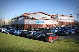 Delcam - Headquarters of Delcam Ltd. in Birmingham
