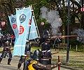Demonstration of Japanese matchlocks in Nagoya Castle - 5.jpg
