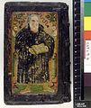 Der Kleine Catechismus des heiligen ... Doctoris Martini Lutheri - Lower cover (c67c9).jpg