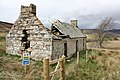 Derelict farmhouse, Tombreck - geograph.org.uk - 1286775.jpg