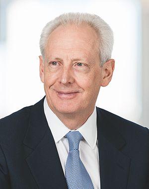 Deryck Maughan - Sir Deryck Maughan