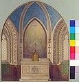 Design for Altar, Saint Clotilde MET 67.827.74.jpg