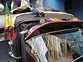 Detail of Tuk-Tuk with Bob Marley Banner - Public Market - Anuradhapura - Sri Lanka (14148583782).jpg