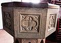 Details on side of vessel - Christ Church, Rawalpindi.jpg