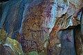 Dettaglio sulle pitture rupestri presenti nel sito.jpg