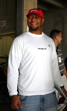 alt=Description de l'image Deuce McAllister.jpg.