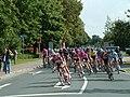 Deutschlandtour 2007 Hauptfeld Pattensen.jpg