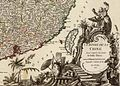 Didier and Gilles Robert de Vaugondy — L'Empire de la Chine, Dresse d'apres les cartes de l'Atlas Chinois; Detail Cartouche.jpg