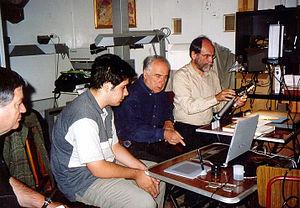Jost Gippert - Palimpsest research on Mount Sinai