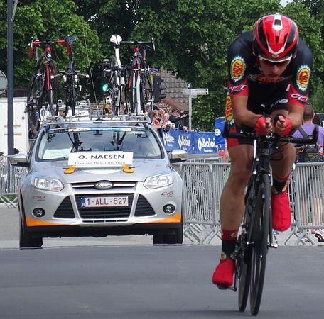 Diksmuide - Ronde van België, etappe 3, individuele tijdrit, 30 mei 2014 (B040).JPG