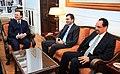 Dimitris Droutsas, Ömer Çelik and İbrahim Kalın.jpg