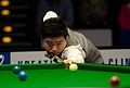 Ding Junhui at Snooker German Masters (DerHexer) 2015-02-05 02.jpg