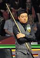Ding Junhui at Snooker German Masters (Martin Rulsch) 2014-01-30 05.jpg