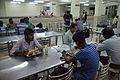 Dinner - Wiki Conference India - Chandigarh University - Mohali 2016-08-04 5988.JPG