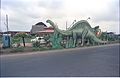 Dinosaurs Alive Exhibition - Science City - JBS Haldane Avenue - Calcutta 1995-June 053.JPG