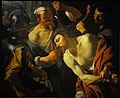 Dirck van Baburen 1622, Crowning of Jesus Christ with thorns - panoramio.jpg