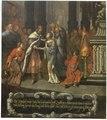 Disasagan, SIJ! WIJSHEETS UNDERWÄRCH AF HONOM... (Lorenz Wolter) - Nationalmuseum - 131882.tif