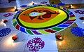 Diwali celebrations at IIM-Ranchi.jpg