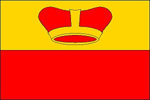Dlouhá Brtnice - Image: Dlouhá Brtnice vlajka