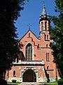 Dołhobyczów Kościół par. p.w. MB Częstochowskiej (1911-14) 01 JoannaPyka.JPG