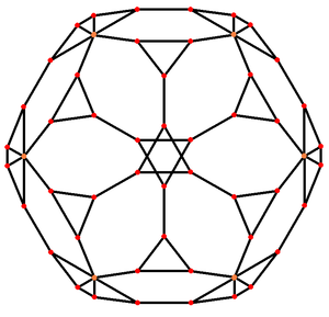 Truncated dodecahedron - Image: Dodecahedron t 01 A2
