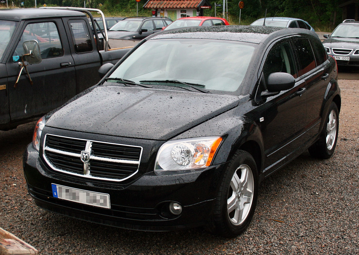 Dodge Caliber Wikipedia Wolna Encyklopedia