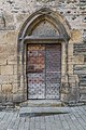 Door of the town hall of Estaing.jpg