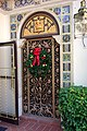 Doorway with tiles - Hearst Castle - DSC06389.JPG