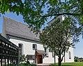Dornstadt Scharenstetten Laurentiuskirche Südwestansicht 2020 05 16.jpg