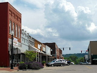Paris, Arkansas City in Arkansas, United States