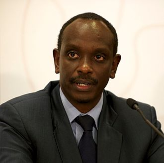 Richard Sezibera - Image: Dr Richard Sezibera 2011 (cropped)