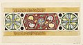 Drawing, Design for Decorative Panel for July Festival Architecture, 1834 (CH 18636061).jpg