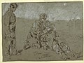 Drawing, Soldier Giving Water to a Wounded Companion, 1864 (CH 18173671-2).jpg