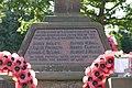 Drayton Bassett, War Memorial (3) - geograph.org.uk - 1554637.jpg