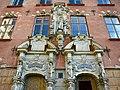 Dubbelportalen i Petersenska huset i Gamla stan Stockholm..jpg