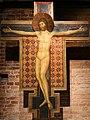 Duccio di buoninsegna, crocifisso sagomato, 1288 ca. 01.jpg