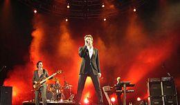 Duran Duran in concerto.