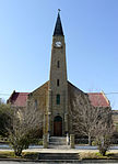 Type of site: Church Current use: Church : Dutch Reformed. The Dutch Reformed Church in Indwe is one of the last large sandstone churches to be erected in the North Eastern Cape. It holds a very prominent position within the town itself.
